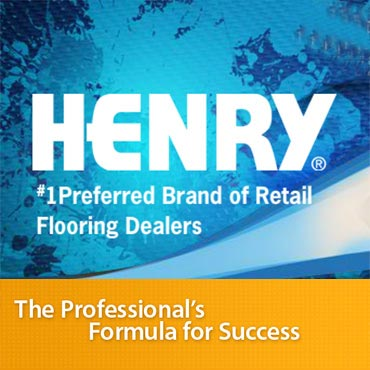 Henry® Adhesives | Siler City, NC