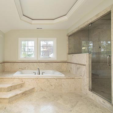 Natural Stone Floors in Siler City, NC